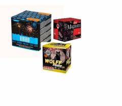 Feuerwerk Batterien-