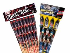 Silvester Raketen-